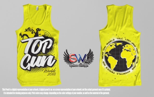 2018 Worlds Tanks! - TGProShop