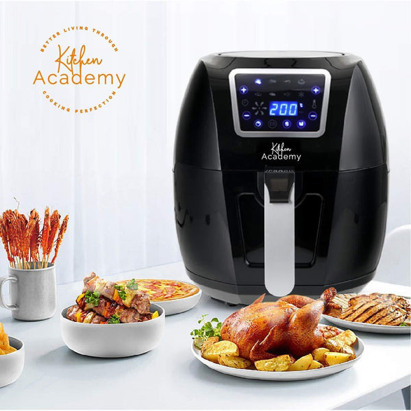 kitchen academy air fryer