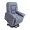 PHI VILLA Electric Power Lift Recliner Sofa Chair for Elderly with Massage and Heat