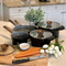Kitchen Academy Nonstick Cookware Set