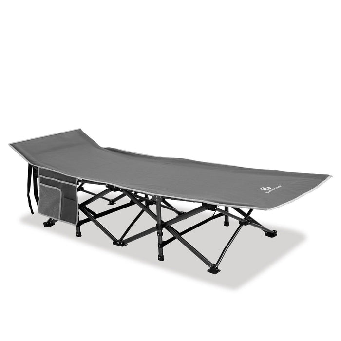 ALPHA CAMP Camping Cot with Carry Bag