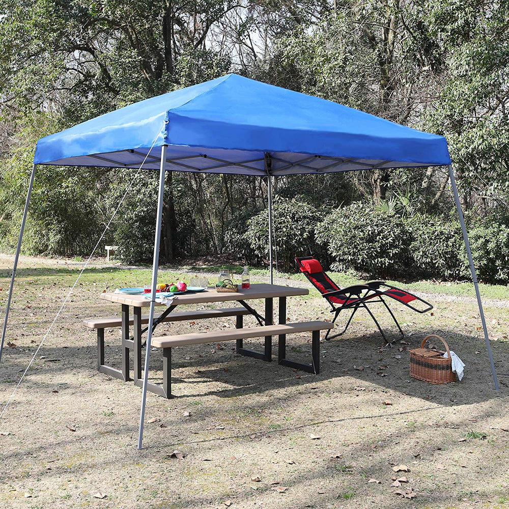 PHI VILLA 12' x 12' Slant Leg Pop-up Canopy
