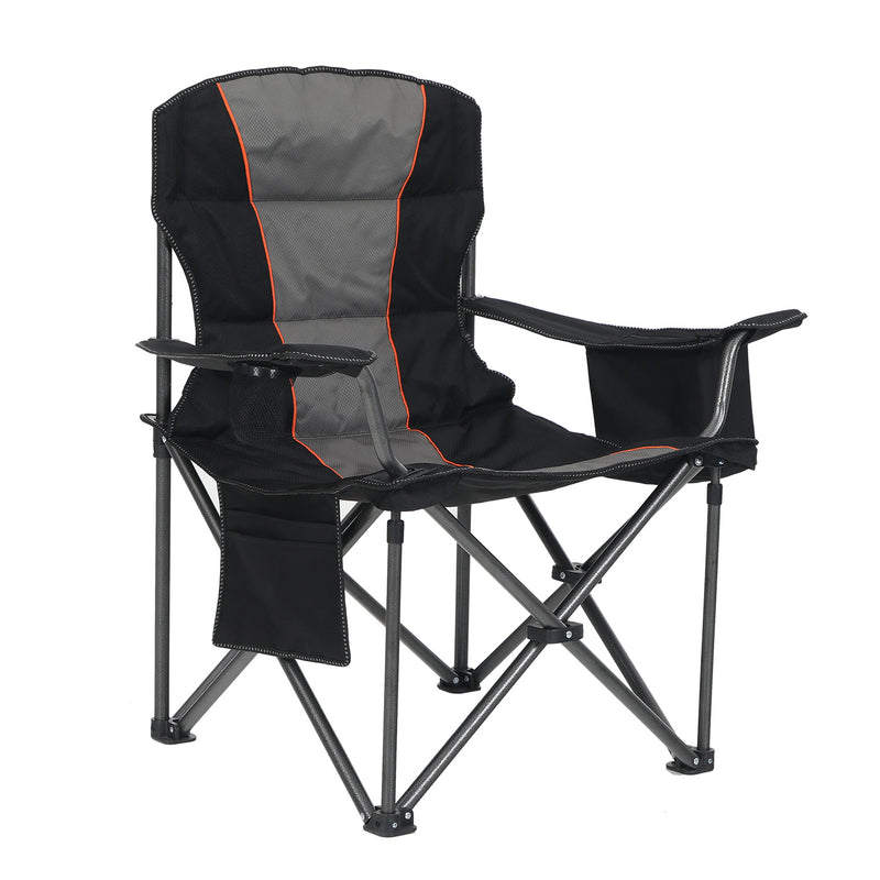 Alpha Camp Oversized Folding Cooler Camping Chair