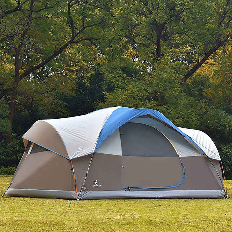 8 Person Tent 17' x 10'