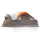 ALPHA CAMP 8 Person Dome Family Camping Tent