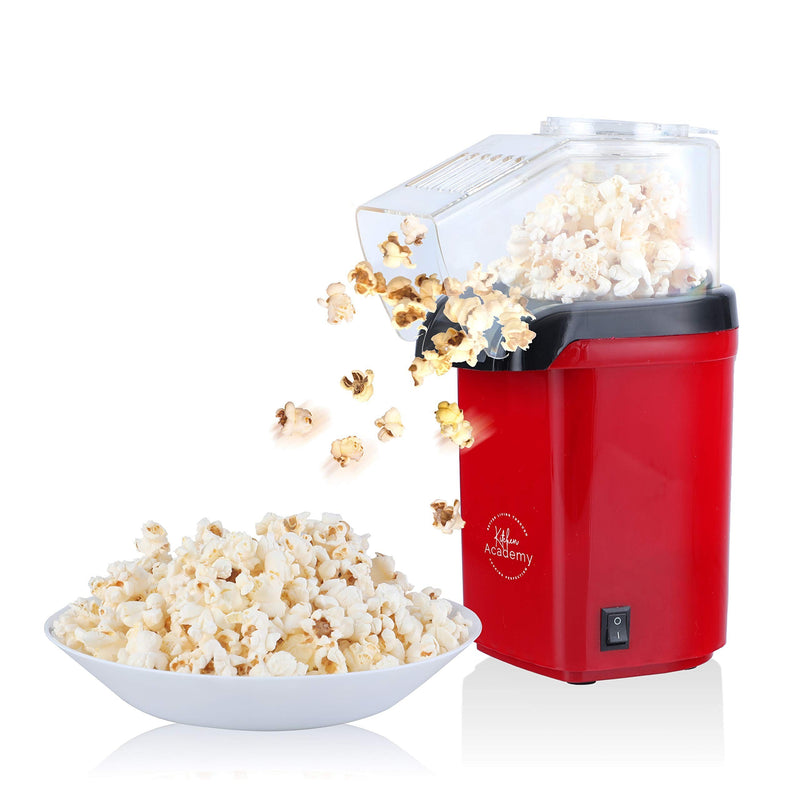 Kitchen Academy Popcorn Popper Maker