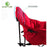Alpha Camp Red Folding Oversized Padded Moon Chair