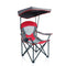 Alpha Camp Folding Mesh Canopy Camping Chair