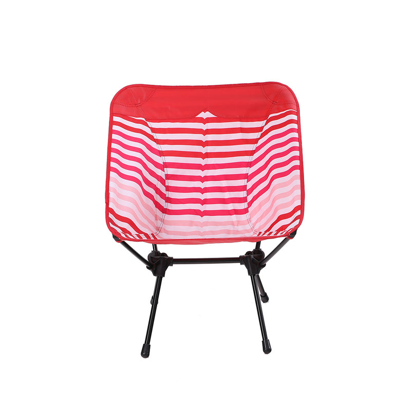 CAPTIVA DESIGN Ultralight Portable Folding Camping Chairs With Carry Bag