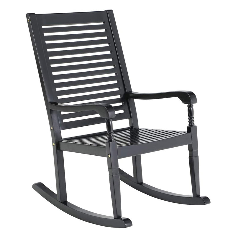 Outdoor Acacia Wood Rocking Chair for Garden and Indoor