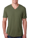 Next Level 50/25/25 Triblend V-Neck T-Shirt
