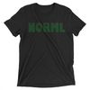 Eco-friendly Men's Hemp NORML T-Shirt  by ONNO available at Monkey in a Dryer.