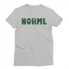 Eco-friendly Women's Hemp NORML T-Shirt by ONNO available at Monkey in a Dryer.