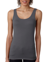 Next Level Women's Bit-O-Stretch Jersey Tank