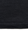 Eco-friendly Men's Hemp T-Shirt in Black Swatch by ONNO available at Monkey in a Dryer.
