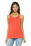 Bella + Canvas Women's Flowy Racerback Tank