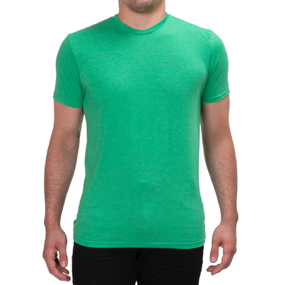 Allmade Men's Tri-Blend Crewneck T-Shirt