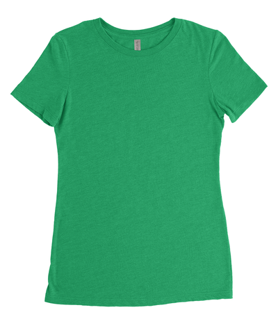 Next Level Women's 50/25/25 Triblend T-Shirt