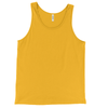 Bella + Canvas Unisex 100% Cotton Jersey Tank