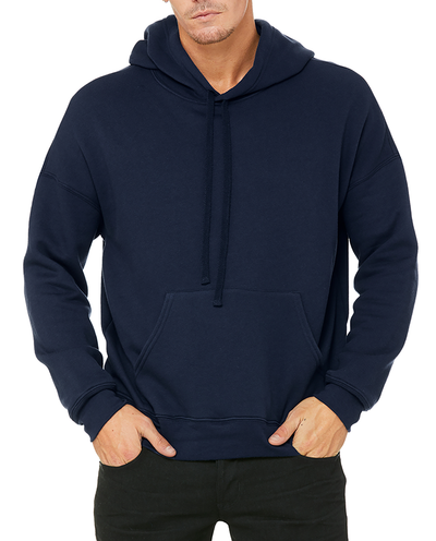 Independent Trading Lightweight  Hooded Pullover Fleece Sweatshirt