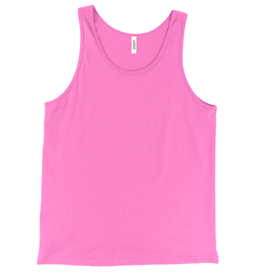 Bella + Canvas Unisex 50/50 Cotton/Poly Jersey Tank