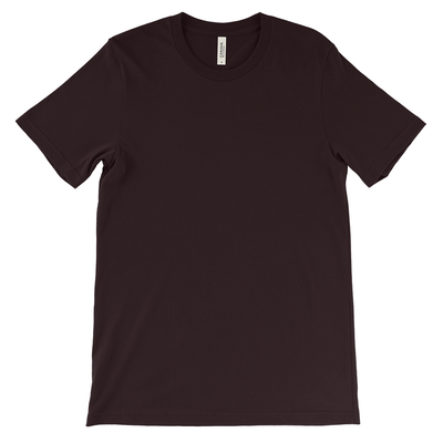 Bella + Canvas Unisex 100% Cotton Jersey Short Sleeve Tee