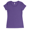 Bella + Canvas Women's Triblend Short Sleeve Tee