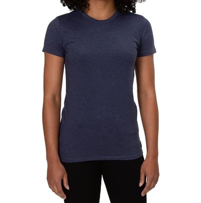 Allmade Women's Tri-Blend Crewneck T-Shirt