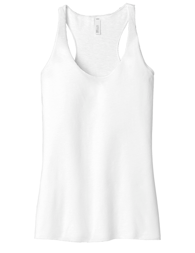 Bella + Canvas Women's 50/25/25 Triblend Racerback Tank