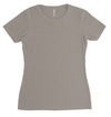 Next Level Women's 60/40 Poly/Cotton CVC T-Shirt