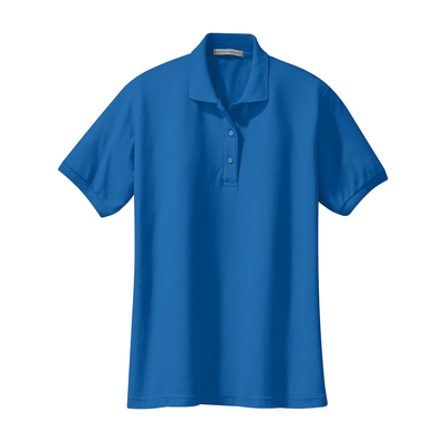 Port Authority Women's Silk Touch Performance Polo Shirt