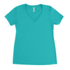 Next Level Women's 50/50 Ideal V-Neck T-Shirt