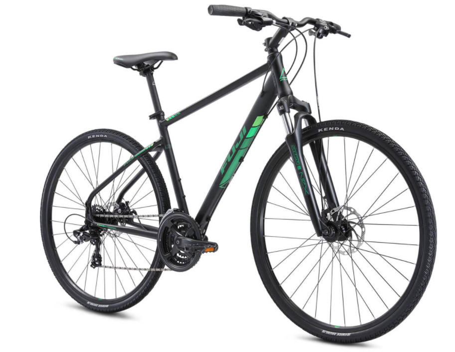 Fuji Traverse 1.7 Mountain Bike