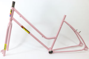 "Ladies Star Cruiser  26""  Frame 100% 4130 made in So Cal USA"