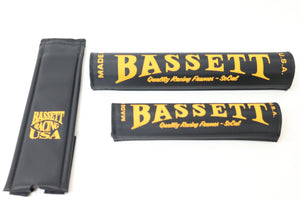 Bassett Racing 3 Piece Pad Set
