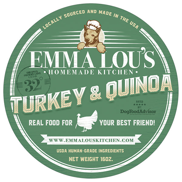 Turkey & Quinoa