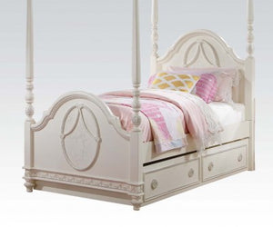 DOROTHY CANOPY TWIN BED