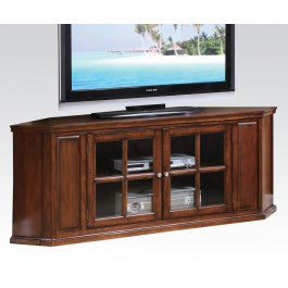 Trail Oak Corner TV Stand