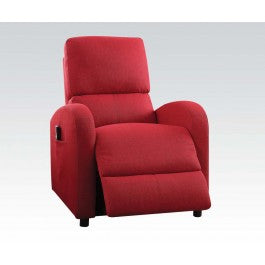 Red Rocket Recliner with Power Lift