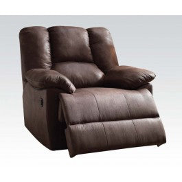 Stonewall Microfibre Power Recliner