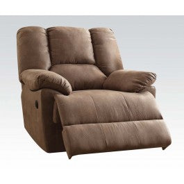 Beige Power Recliner