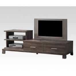 Ashbury 2 Draw 2 Shelf TV Stand