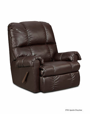 Denver Chocolate Recliner