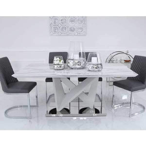 Amara Dining Set-Dining Room-Furniture Walk UK