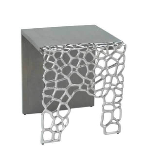 Emma Small End Table-Living Room-Furniture Walk UK