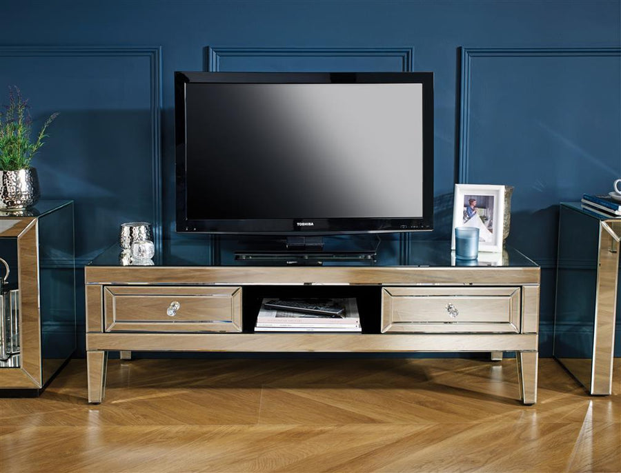 Lucia TV Cabinet-Living Room-Furniture Walk UK