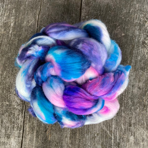 Stratosphere - Hand Dyed Roving - Pre order
