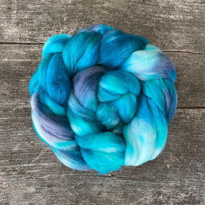 Caribbean - Hand Dyed Roving - Pre order