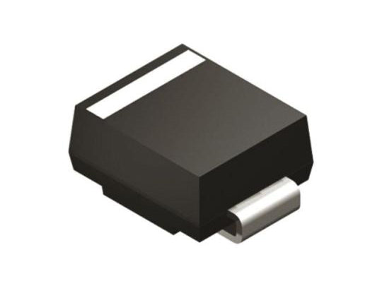 VISHAY Discrete Semiconductors Chip TVS Diodes SMBJ series 600W 150℃
