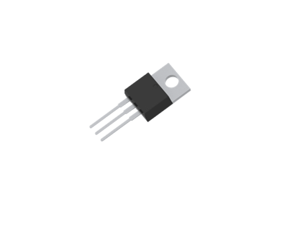 ON Three-terminal voltage regulator MC7805CTG T0-220 5V 1A